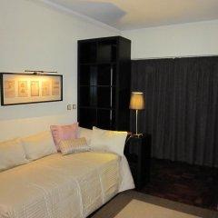 Отель Lisboa Central Park 3* Номер Делюкс с двуспальной кроватью фото 9