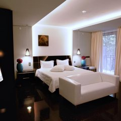 Бутик-отель MONA 4* Студия с различными типами кроватей