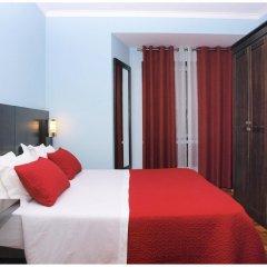 Отель Residencial Faria Guimarães Стандартный номер двуспальная кровать
