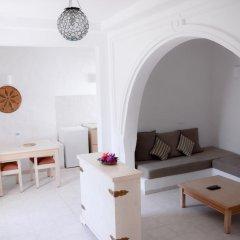 Отель Les Jardins De Toumana Тунис, Мидун - отзывы, цены и фото номеров - забронировать отель Les Jardins De Toumana онлайн комната для гостей фото 2