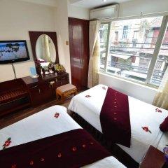 B & B Hanoi Hotel & Travel 3* Номер Делюкс с 2 отдельными кроватями фото 3