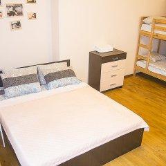 Мини-Отель Идеал Стандартный семейный номер с разными типами кроватей фото 3