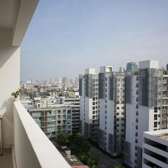 Апартаменты New Apg Apartments Стандартный номер фото 6