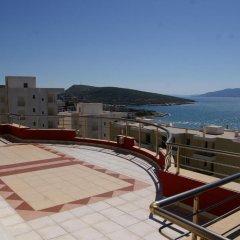 Отель Globus Албания, Саранда - отзывы, цены и фото номеров - забронировать отель Globus онлайн балкон