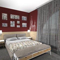 InnCity Hotel by Picnic 3* Стандартный номер с различными типами кроватей фото 2