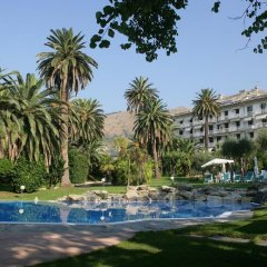 Отель Il parco sul golfo бассейн фото 3