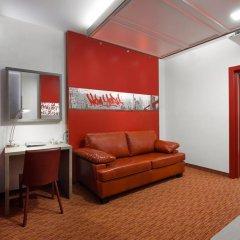 Ред Старз Отель 4* Стандартный номер с различными типами кроватей фото 4