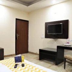 Отель FabHotel Aksh Palace Golf Course Road 3* Номер Делюкс с различными типами кроватей фото 4