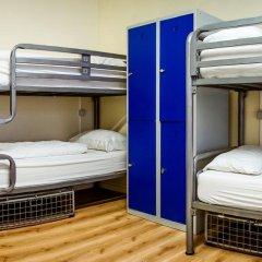 St Christophers Inn Hostel at The Bauhaus Кровать в общем номере с двухъярусной кроватью фото 8