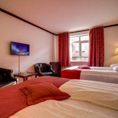 Helnan Phønix Hotel комната для гостей