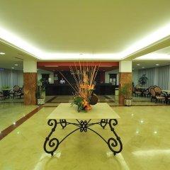 Club Hotel Aguamarina интерьер отеля фото 2
