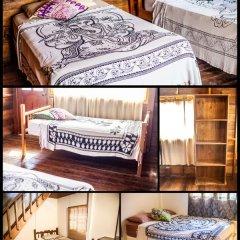 Отель Casa del Sol 2* Кровать в общем номере с двухъярусной кроватью фото 5