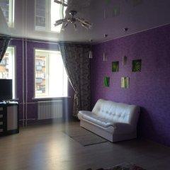 Апартаменты Дом на Манежной комната для гостей