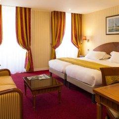 Отель Imperial Paris 3* Номер Делюкс