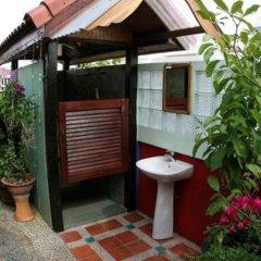 Отель Shanti Lodge Bangkok 2* Кровать в общем номере с двухъярусной кроватью фото 4