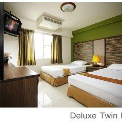 Отель Rambuttri Village Inn & Plaza 3* Номер категории Премиум с различными типами кроватей фото 3