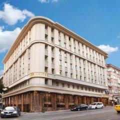 Berr Hotel 4* Номер категории Эконом с различными типами кроватей фото 2
