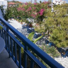 Отель Flisvos балкон