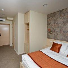 Гостиница ХИТ 3* Полулюкс с двуспальной кроватью фото 3