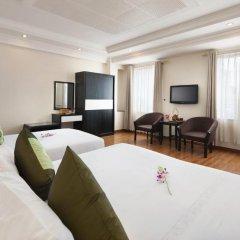 Serenity Villa Hotel 3* Люкс с различными типами кроватей фото 2