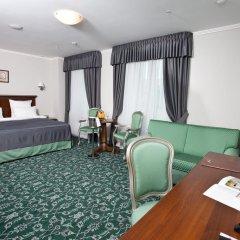 Гостиница Ремезов 4* Стандартный номер разные типы кроватей фото 4