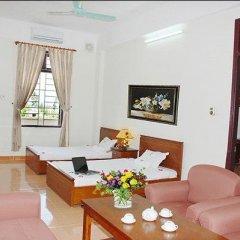 Cua Dai Beach Hotel 3* Люкс с различными типами кроватей фото 4