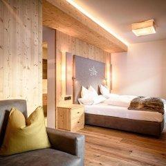 Hotel Edelweiss Сеналес комната для гостей фото 4