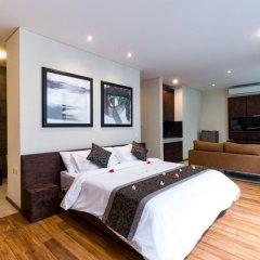 Отель Aleesha Villas 3* Вилла Делюкс с различными типами кроватей фото 12