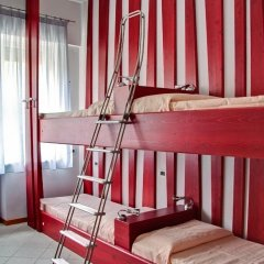 Roma Scout Center - Hostel Стандартный номер фото 6