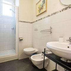 Отель Il Terrazzino su Boboli ванная