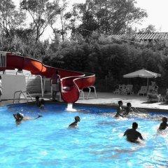 Отель Camping Village Costa Verde Потенца-Пичена бассейн фото 2