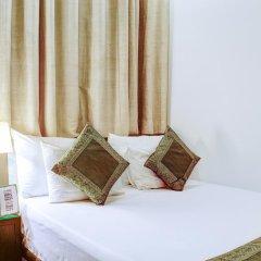 Отель Treebo Tryst Amber Стандартный номер с различными типами кроватей