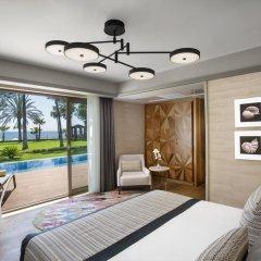 Отель Barut Acanthus & Cennet - All Inclusive комната для гостей фото 5