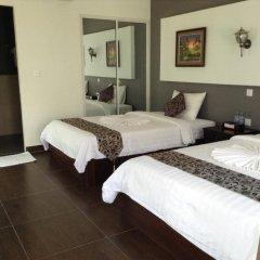 Отель Sea Breeze Resort 3* Номер Делюкс с 2 отдельными кроватями фото 3
