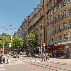 Апартаменты Apartment Belgrade Center-Resavska Апартаменты с различными типами кроватей фото 12