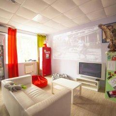 Хостел Достоевский Кровать в общем номере с двухъярусной кроватью фото 14