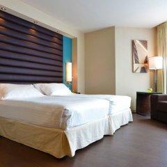 Отель Pestana Arena Barcelona 4* Улучшенный номер с различными типами кроватей фото 2
