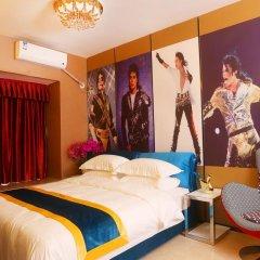 Апартаменты Guangzhou Chimelong Heefun International Service Apartment Люкс фото 9