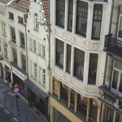 Отель De Witte Leirsse 1557 балкон