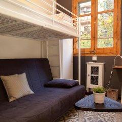 Апартаменты Centric Apartments Sagrada Famila 3 Барселона комната для гостей фото 4