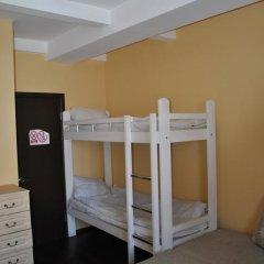 Хостел Иркутск на Желябова Стандартный номер с двухъярусной кроватью