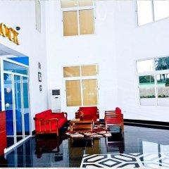 Birdrock Hotel Anomabo интерьер отеля