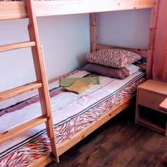 Tiger Hostel Стандартный номер с различными типами кроватей