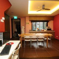 Отель Beds & Dreams Inn @ Clarke Quay 2* Кровать в общем номере с двухъярусной кроватью фото 9