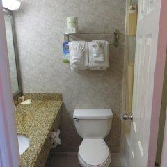 Отель Days Inn Airport Center LAX 2* Стандартный номер с различными типами кроватей фото 4
