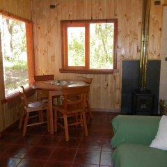 Отель Cabañas Valle del Río в номере