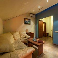 Крон Отель 3* Люкс с 2 отдельными кроватями фото 10