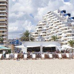 Отель Villa Luz Family Gourmet All Exclusive пляж фото 2