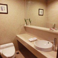 Отель Ramada Plaza Guangzhou 3* Номер Делюкс с различными типами кроватей фото 4