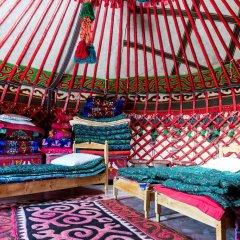 Отель Happy Nomads Yurt Camp Кыргызстан, Каракол - отзывы, цены и фото номеров - забронировать отель Happy Nomads Yurt Camp онлайн детские мероприятия